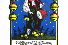 Cartel-1988-Cuarto-Festival-de-Cóbreces