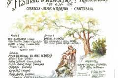 Cartel-1989-Quinto-Festival-de-Cóbreces
